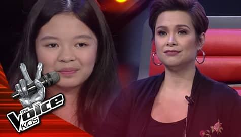 The Voice Kids Philippines 2019: Rafy, binigyan ng payo ng mga coaches Image Thumbnail