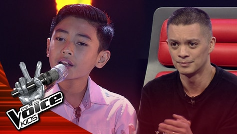 """Blind Auditions: Francis Indonto surprises Coaches with his """"Isa Pang Araw"""" performance 