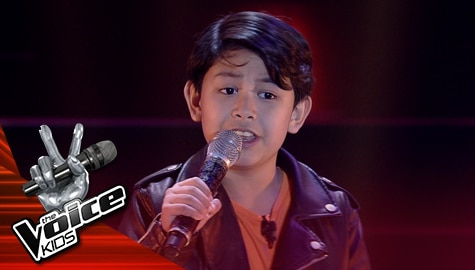 """Blind Auditions: Khail Samson performs Yeng Constantino's """"Salamat"""" 