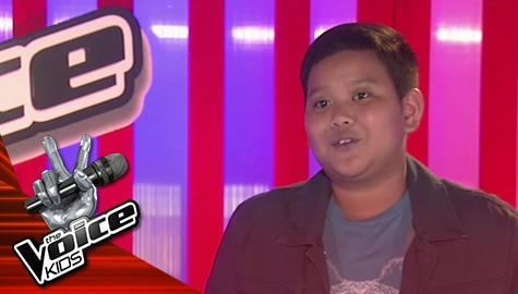 The Voice Kids Philippines 2019: Meet Cedrick Ebe from Batangas City Image Thumbnail