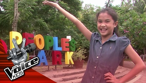 The Voice Kids Philippines 2019: Meet Pica Mabitag from Davao Image Thumbnail