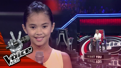 The Voice Kids Philippines 2019: Pica, masaya sa pag-ikot ni Coach Bamboo Image Thumbnail