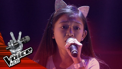 """Blind Auditions: Kaycee David performs """"Salamat""""