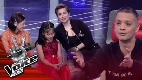 The Voice Kids Philippines 2019: Voice Coaches, ginawa ang lahat para makuha si Yshara  Image Thumbnail