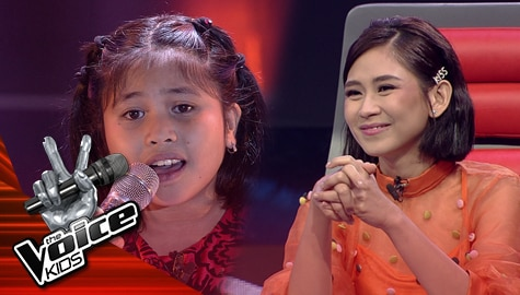 "Blind Auditions: Yshara Cepeda steals the show with her ""Tagu-Taguan"" performance 