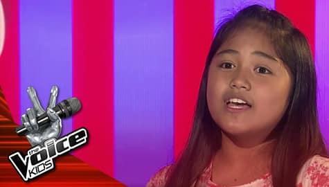 The Voice Kids Philippines 2019: Meet Adah Leosala from Quezon City Image Thumbnail