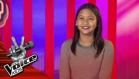 The Voice Kids Philippines 2019: Meet Gabby Aromin from South Africa Image Thumbnail
