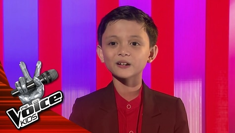 The Voice Kids Philippines 2019: Meet Ian Prelligera from Albay Image Thumbnail