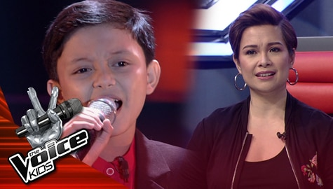 """Blind Auditions: Ian Prelligera steals the show with his stunning """"Buwan"""" cover  