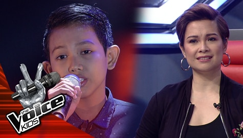 """Blind Auditions: John Rey Custodio impresses Coach Lea with his """"Di Na Muli"""" performance 