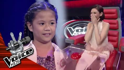 The Voice Kids Philippines 2019: Shekinah, pinili na mapasama sa Team Sarah  Image Thumbnail