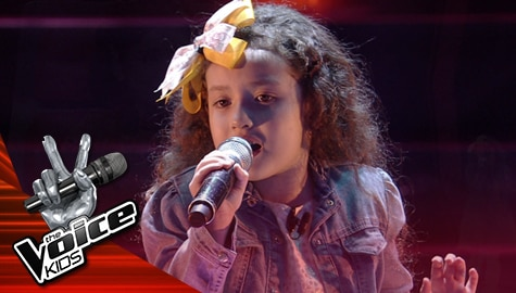 """Blind Auditions: Jaycee Wills performs """"Over The Rainbow"""" 