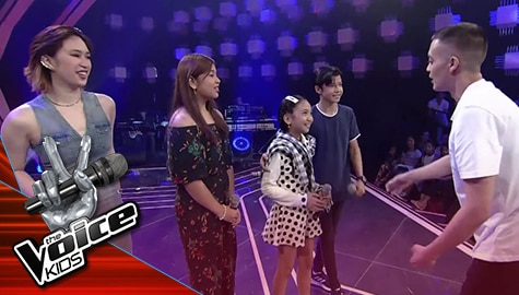 The Voice Kids Philippines 2019: Elha, tinulungan si Coach Bamboo para makuha si Lovern Image Thumbnail