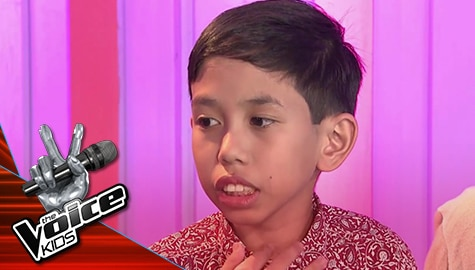 The Voice Kids Philippines 2019:  Meet Renz Aleguiojo from Cebu Image Thumbnail