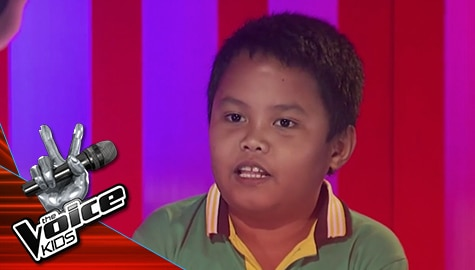 The Voice Kids Philippines 2019:  Meet Rhed Tabar from Davao City  Image Thumbnail