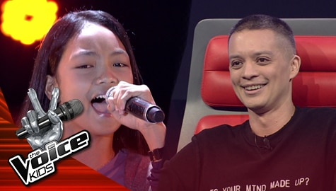 "Blind Auditions: Carmelle Collado impresses Coaches with her ""Bituin Walang Ningning"" performance 