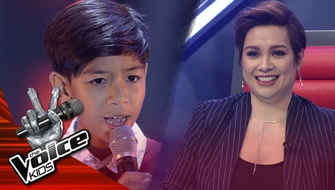 "Blind Auditions: Ced-ced Gazmen  stuns Coaches  with his ""She's Gone "" performance 