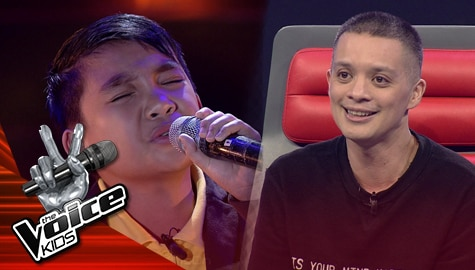 "Blind Auditions: Radhni Tiplan surprises Coaches with his ""I Who Have Nothing"" performance 