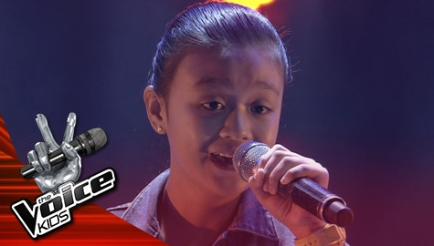 "Blind Auditions: Tricia Cabuatan performs  ""This Is My Now"" performance 