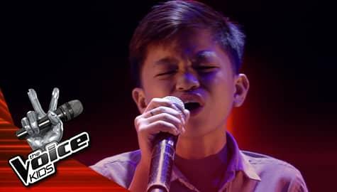 "Blind Auditions: El-El Baroga performs ""Hindi Na Nga"" | The Voice Kids Philippines 2019 Image Thumbnail"