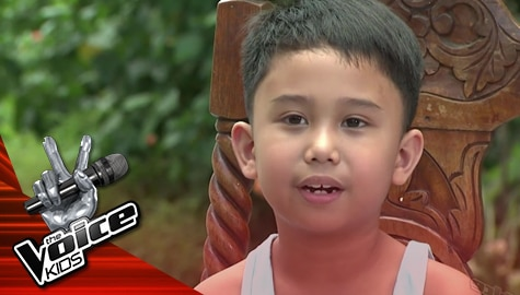 The Voice Kids Philippines 2019:  Meet Ramjul Trangia from Mandaluyong Image Thumbnail
