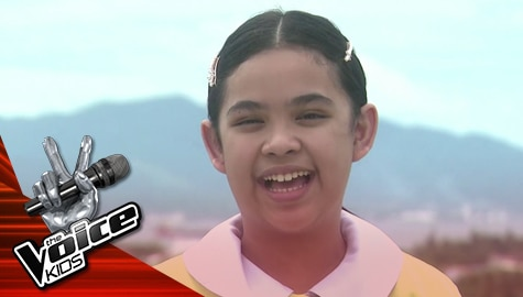 The Voice Kids Philippines 2019:  Meet Riss Anunsyo from Bauan, Batangas Image Thumbnail