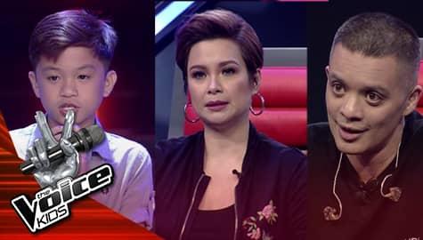 The Voice Kids Philippines 2019: Voice Coaches, pinayuhan ang pagkanta ni El-El Image Thumbnail