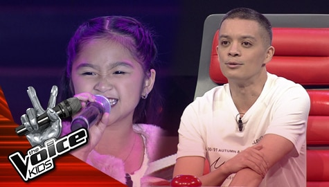 "Blind Auditions: Chelsea Cabarrubias amazes everyone with her ""Breakfree"" performance 