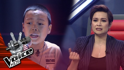 "Blind Auditions: Dexsel Plaza touches Coaches heart with his ""Tunay Na Mahal"" performance 