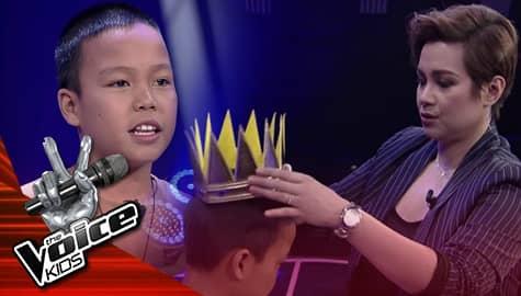 The Voice Kids Philippines 2019: Dexsel, pinili na mapasama sa FamiLea Image Thumbnail