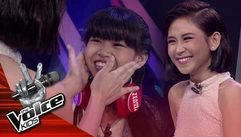 The Voice Kids Philippines 2019: Jhoana, pinili na mapasama sa Team Sarah Image Thumbnail