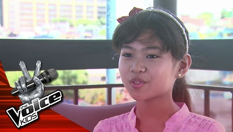 The Voice Kids Philippines 2019: Meet Jhoana Quimson from Pasig Image Thumbnail
