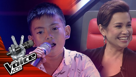 "Blind Auditions: Jeirald Bantilan shocks Coaches with his ""Bakit Ako Mahihiya"" performance 