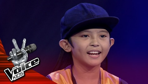 "Blind Auditions: Keino Encelan performs ""Kabataan Para Sa Kinabukasan"" 