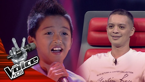 "Blind Auditions: Roem Romawan excites Coaches with his ""The Search Is Over"" performance 