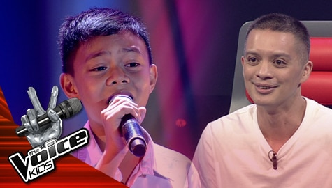 "Blind Auditions: Daniel Alcala amazes Coach Bamboo with his ""Habang May Buhay"" performance 