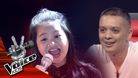 "Blind Auditions: Lhea Llego stuns Coaches with her ""Basang Basa sa Ulan"" performance 