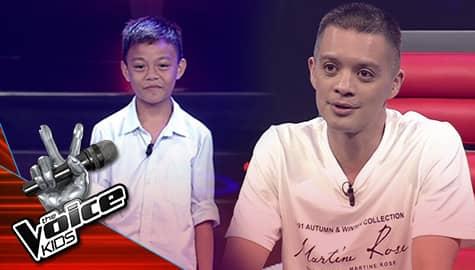 The Voice Kids Philippines 2019: Coach Bamboo, masaya sa kanyang pag-ikot para kay Daniel Image Thumbnail