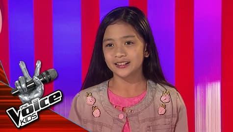 The Voice Kids Philippines 2019: Meet Kyla Valiente from Ilocos Norte Image Thumbnail
