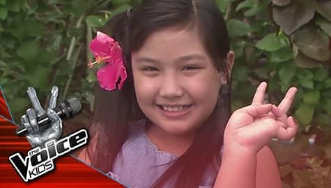 The Voice Kids Philippines 2019: Meet Xyrene Dela Torre from Cebu Image Thumbnail