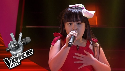 "Blind Auditions: Xyrene Dela Torre performs ""Bituin Walang Ningning"" 
