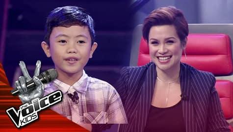 The Voice Kids Philippines 2019: Coach Lea, natuwa sa kanyang pag-ikot kay Rhaizen  Image Thumbnail