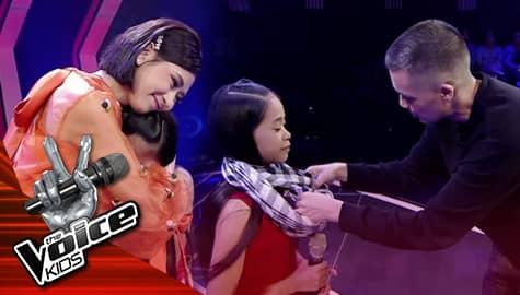 The Voice Kids Philippines 2019: Voice Coaches, pinagaan ang loob ni Zandra Image Thumbnail