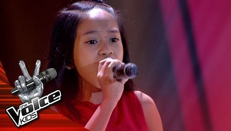 """Blind Auditions: Zandra Pateres performs """"Rolling In The Deep"""" The Voice Kids Philippines 2019  Image Thumbnail"""