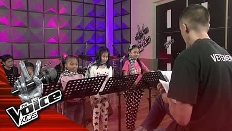 The Voice Kids Philippines 2019: Rockcille vs Lovelyn vs Lhea vs Lovern - Kamp Kawasan Mentoring Session Image Thumbnail