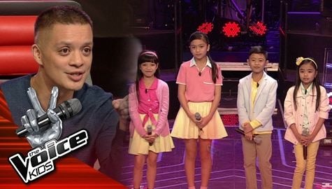"The Battles: Precious, Kyla, Rhaizen and Alexa perform The Jackson 5's ""ABC"" 