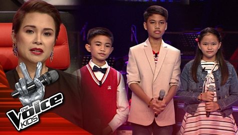 "The Battles: Cyd, Steph and BJ perform Sarah Bareilles' ""Brave"" 