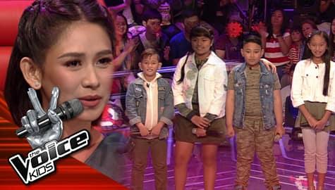 "The Battles: Adah, Amierr, Keem and Cliea perform Bamboo's ""Tatsulok"" | The Voice Kids Philippines 2019  Image Thumbnail"