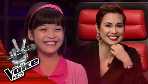 The Voice Kids Philippines 2019: Coach Lea, pinili tumuloy sa kompetisyon si Alexa Image Thumbnail