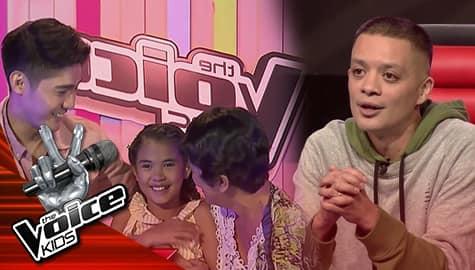 The Voice Kids Philippines 2019: Coach Bamboo, pinili na tumuloy sa kompetisyon si Pica Image Thumbnail